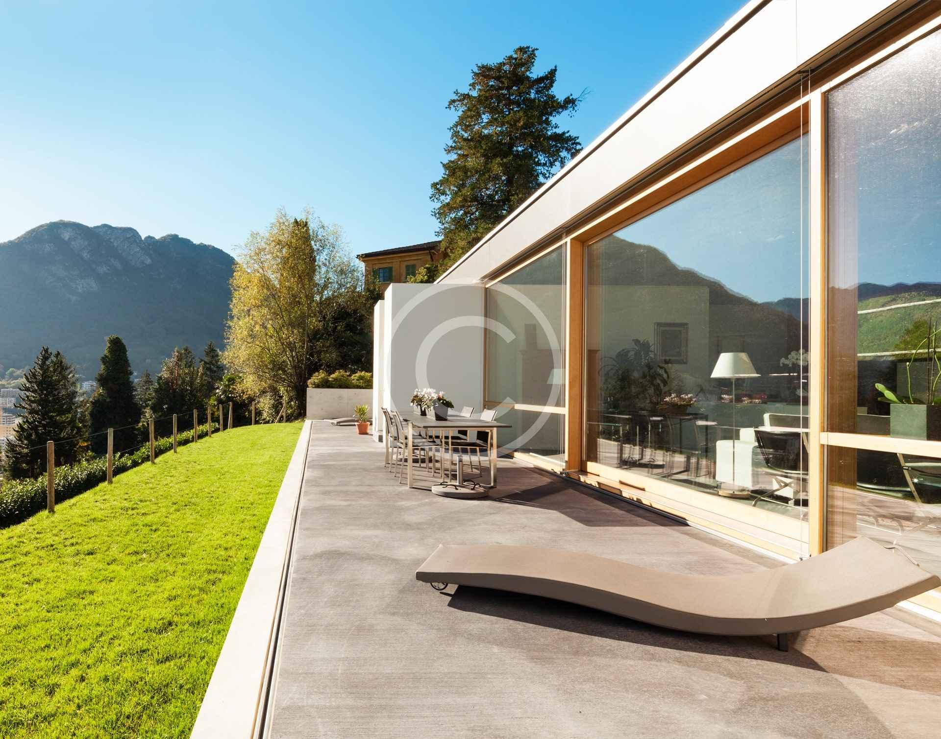 Villa Architecture Project